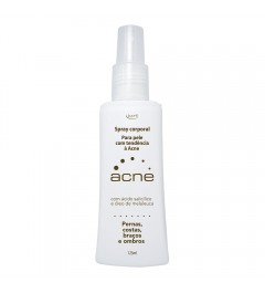 Spray Corporal Acne - 125ml