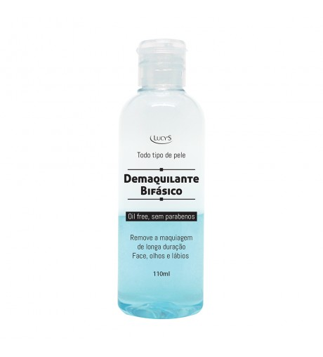 Demaquilante Bifásico 110ml