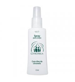 Spray para Corpo com óleo de Citronela - 125ml