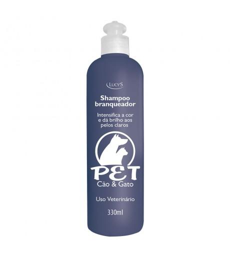 Cão e Gato Shampoo branqueador - 330ml