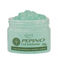 Gel esfoliante pepino - 60g