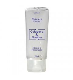 Máscara  plástica colágeno  e elastina - 65ml
