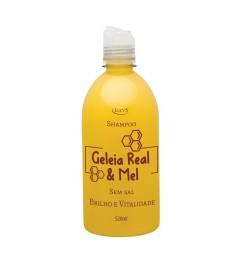 Shampoo Geléia Real & Mel - 520ml