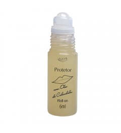 Protetores roll-on - Óleo de calêndula - 6ml