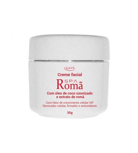 Creme facial Romã - 30g